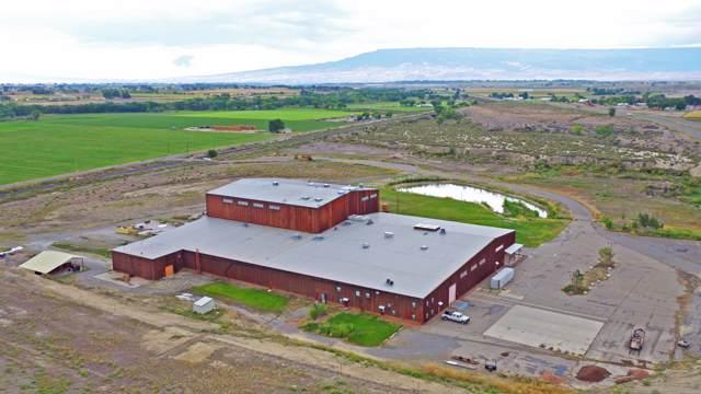 2520 N River Road, Montrose, CO 81401 (MLS #37739) :: Telluride Properties
