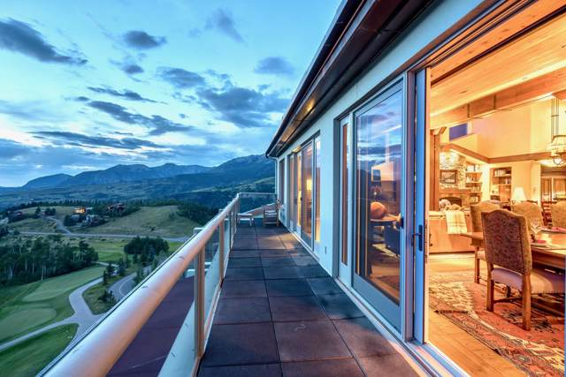 136 Country Club Drive #702, Mountain Village, CO 81435 (MLS #37766) :: Coldwell Banker Distinctive Properties