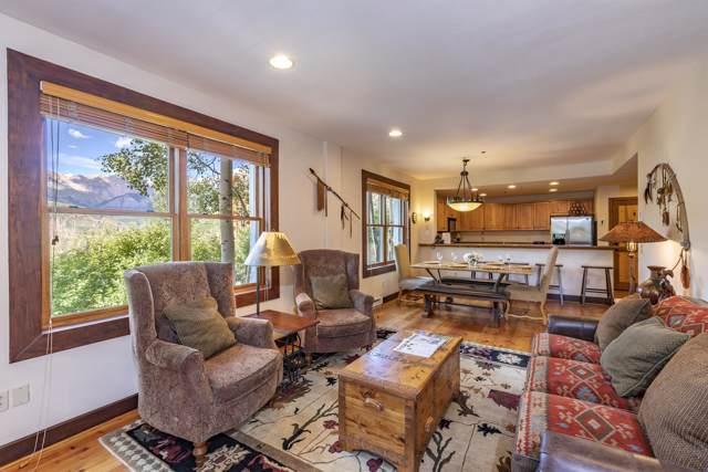 135 San Joaquin Road 112AB, Mountain Village, CO 81435 (MLS #37778) :: Coldwell Banker Distinctive Properties