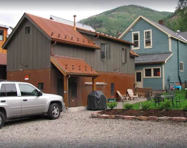 548 W Pacific Street, Telluride, CO 81435 (MLS #37788) :: Coldwell Banker Distinctive Properties
