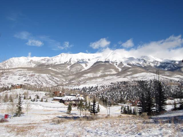 Lot 31 Knoll Estates Drive #31, Mountain Village, CO 81435 (MLS #37789) :: Coldwell Banker Distinctive Properties