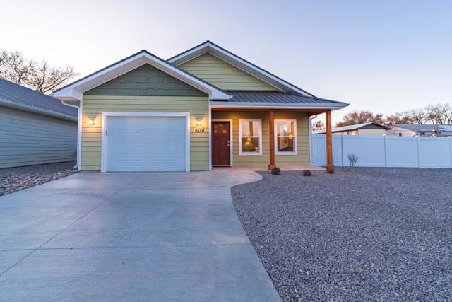 604 S 10th Street, Montrose, CO 81401 (MLS #37804) :: Telluride Properties