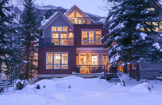 460 W Depot Avenue #2, Telluride, CO 81435 (MLS #37811) :: Coldwell Banker Distinctive Properties