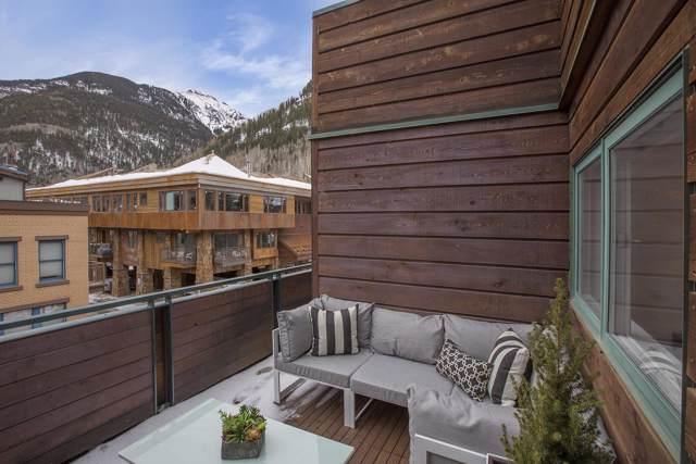 301 S Pine Street #317, Telluride, CO 81435 (MLS #37844) :: Telluride Properties