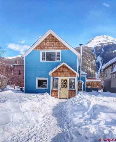 1354 Reese Street, Silverton, CO 81433 (MLS #37859) :: Telluride Properties