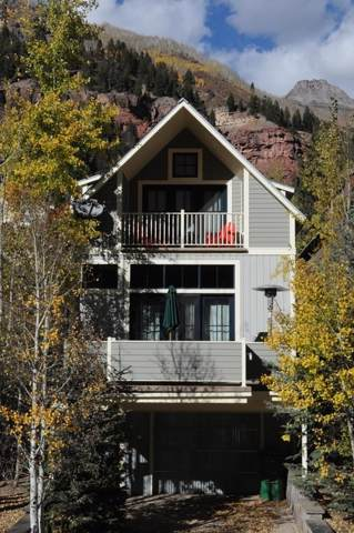404 W Colorado, Telluride, CO 81435 (MLS #37861) :: Coldwell Banker Distinctive Properties