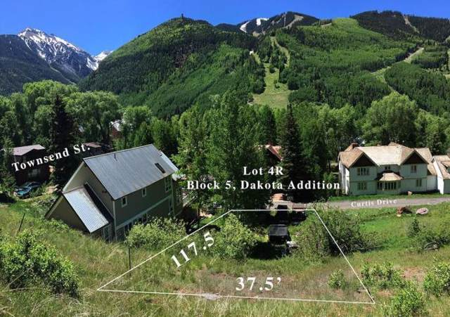 TBD Curtis Drive 4R, Telluride, CO 81435 (MLS #37879) :: Coldwell Banker Distinctive Properties