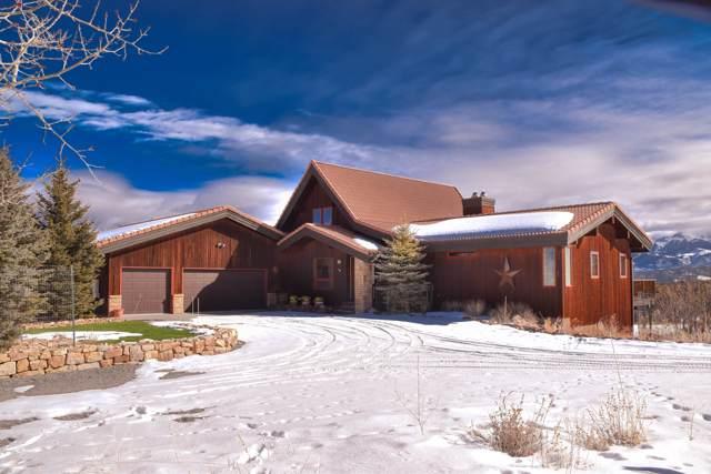 140 Saint Jerome Road, Ridgway, CO 81432 (MLS #37888) :: Telluride Properties