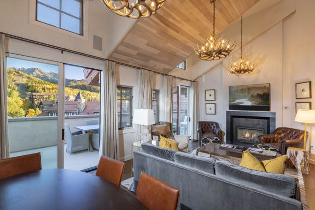 568 Mountain Village Boulevard #710, Mountain Village, CO 81435 (MLS #37899) :: Telluride Properties