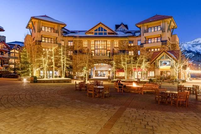 567 Mountain Village Boulevard 113-7, Mountain Village, CO 81435 (MLS #37900) :: Telluride Properties