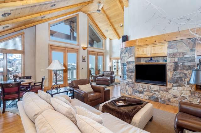 618 Mountain Village Boulevard #403, Mountain Village, CO 81435 (MLS #37901) :: Coldwell Banker Distinctive Properties