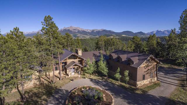 280 Sage Grouse North, Placerville, CO 81430 (MLS #37918) :: Telluride Real Estate Corp.