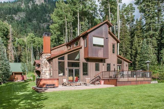 230 Old Butterfly Road, Telluride, CO 81435 (MLS #37937) :: Telluride Properties