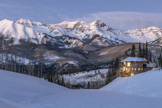 403 Larkspur Lane, Mountain Village, CO 81435 (MLS #37945) :: Telluride Properties