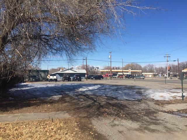 BLK 3 S 1st Street 22-24, Montrose, CO 81401 (MLS #37946) :: Coldwell Banker Distinctive Properties