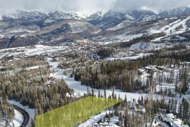 Lot 333 Benchmark Drive #333, Mountain Village, CO 81435 (MLS #37952) :: Telluride Properties