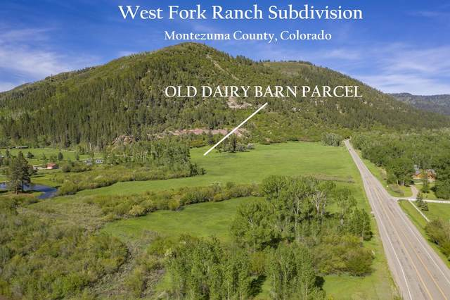 TBD Cr 38.5, Dolores, CO 81323 (MLS #37954) :: Coldwell Banker Distinctive Properties