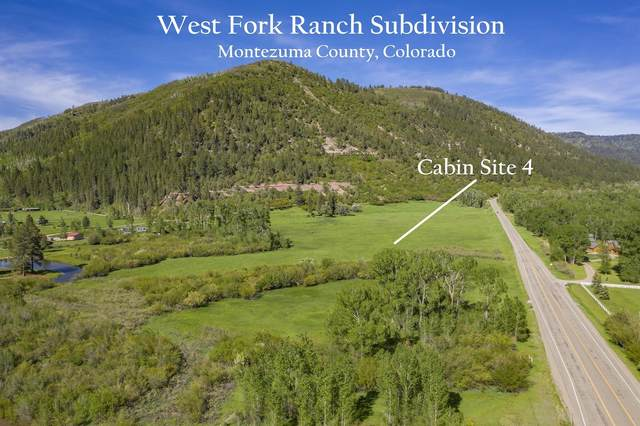 TBD Highway 145 #4, Dolores, CO 81323 (MLS #37963) :: Coldwell Banker Distinctive Properties