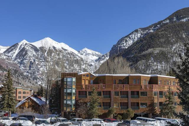 310 S Fir Street 304A&B, Telluride, CO 81435 (MLS #37984) :: Compass