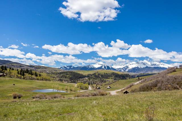 tbd Aguirre Road #46, Telluride, CO 81435 (MLS #38030) :: Telluride Properties