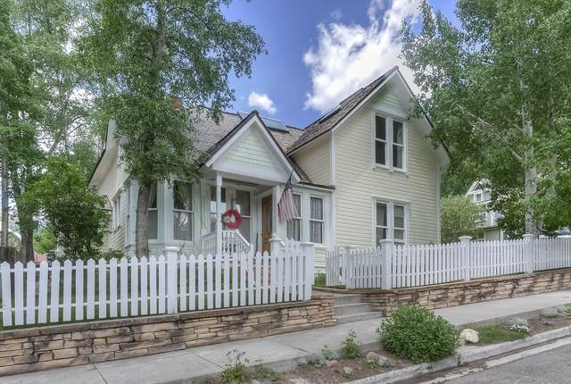 235 N Oak Street, Telluride, CO 81435 (MLS #38042) :: Coldwell Banker Distinctive Properties