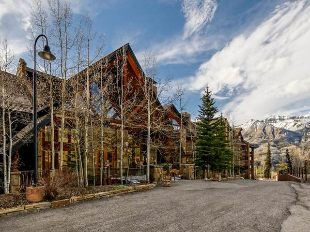 135 San Joaquin Road 211A, Mountain Village, CO 81435 (MLS #38053) :: Telluride Properties