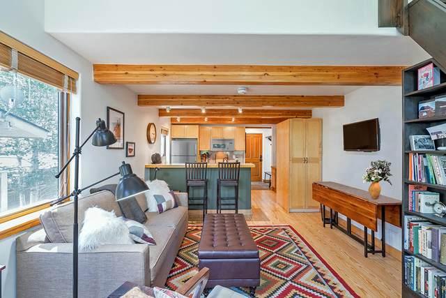 619 W Columbia Avenue 304D, Telluride, CO 81435 (MLS #38060) :: Telluride Properties