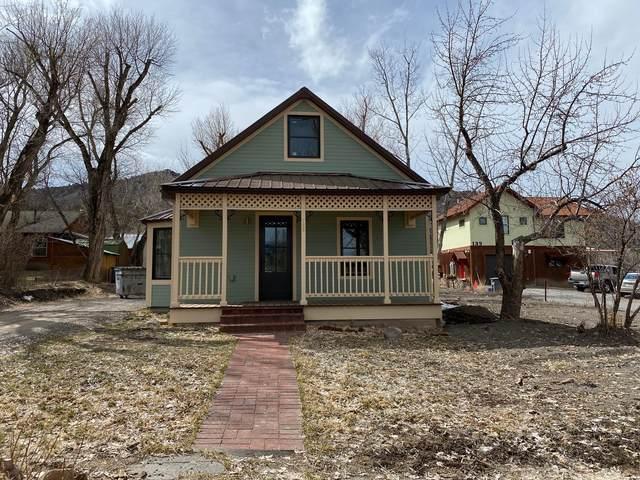 163 S Charlotte Street, Ridgway, CO 81432 (MLS #38067) :: Telluride Properties