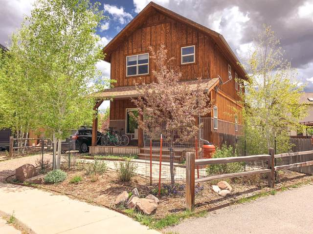 354 Escalante Circle, Ridgway, CO 81432 (MLS #38071) :: Compass
