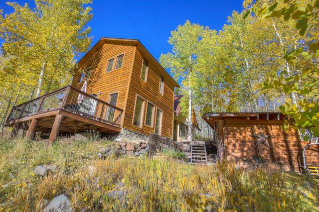 209 E Mill Road, Rico, CO 81332 (MLS #38080) :: Coldwell Banker Distinctive Properties