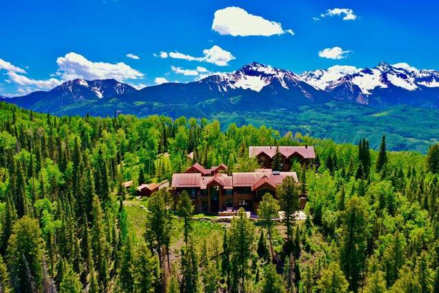250 Raspberry Patch Road, Telluride, CO 81435 (MLS #38106) :: Coldwell Banker Distinctive Properties