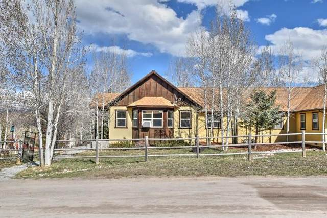 830 Tabernash Lane, Ridgway, CO 81432 (MLS #38112) :: Compass