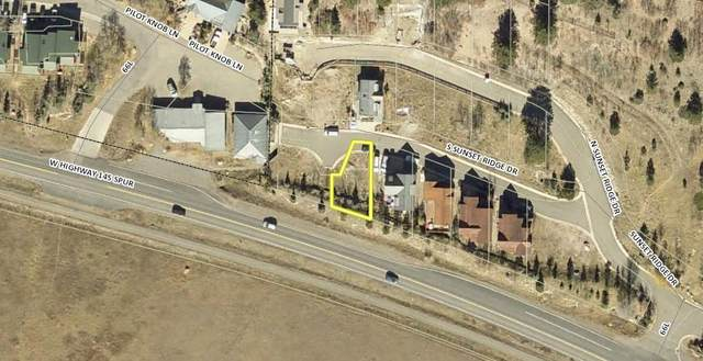 tbd S Sunset Ridge Drive #2, Telluride, CO 81435 (MLS #38136) :: Coldwell Banker Distinctive Properties