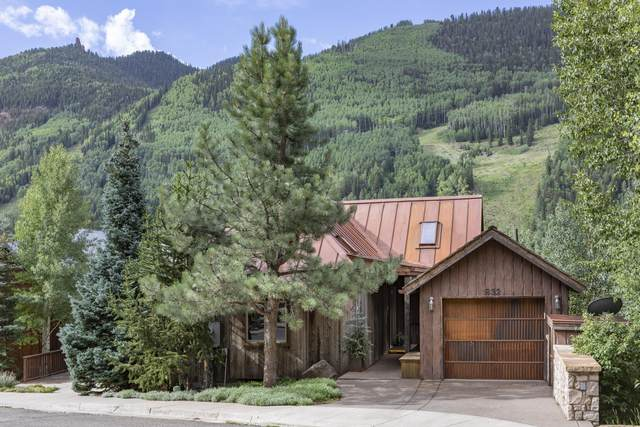 832 Butcher Creek Drive, Telluride, CO 81435 (MLS #38161) :: Coldwell Banker Distinctive Properties