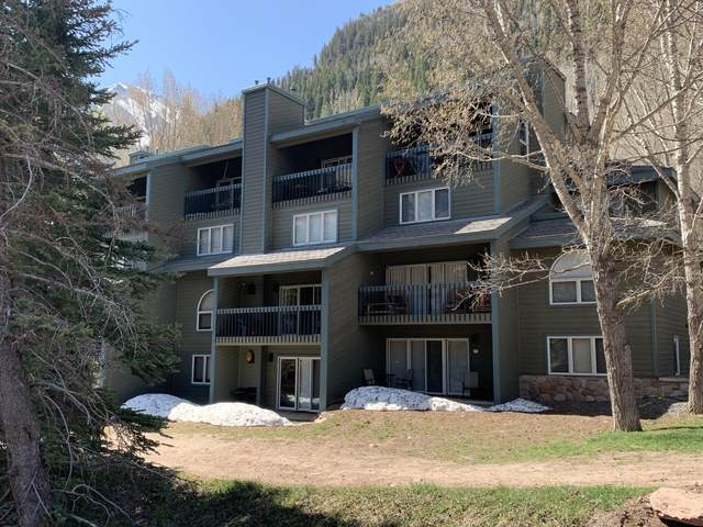 460 S Pine Street A03, Telluride, CO 81435 (MLS #38169) :: Coldwell Banker Distinctive Properties