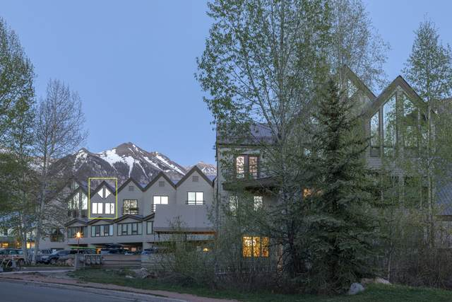 651 W Pacific Avenue 306A, Telluride, CO 81435 (MLS #38187) :: Coldwell Banker Distinctive Properties