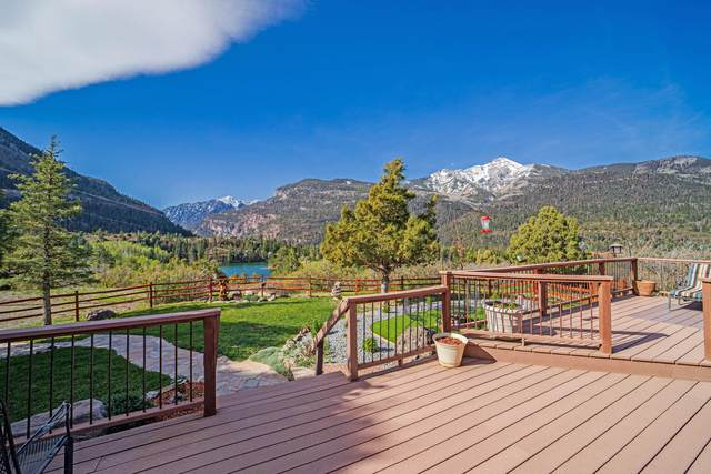 171 Chipeta Trail, Ouray, CO 81427 (MLS #38188) :: Coldwell Banker Distinctive Properties
