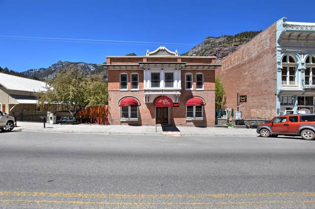 426 Main Street, Ouray, CO 81427 (MLS #38191) :: Telluride Real Estate Corp.