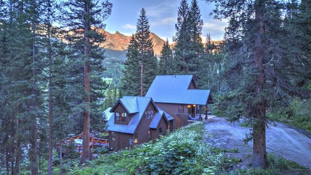 1018 S Trout Lake, Ophir, CO 81426 (MLS #38197) :: Coldwell Banker Distinctive Properties