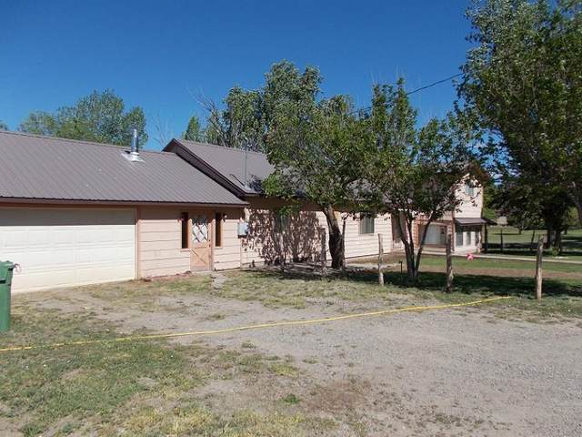 320 W 7th Avenue, Nucla, CO 81424 (MLS #38201) :: Coldwell Banker Distinctive Properties