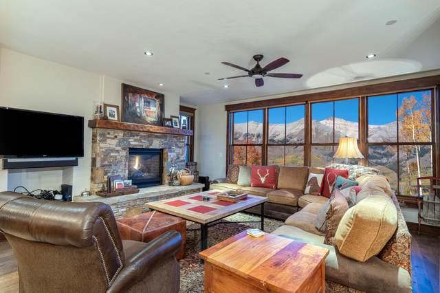 12 Trails Edge Lane #9, Mountain Village, CO 81435 (MLS #38205) :: Telluride Real Estate Corp.