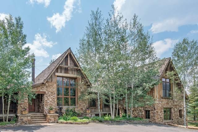 111 Adams Way, Mountain Village, CO 81435 (MLS #38249) :: Telluride Properties
