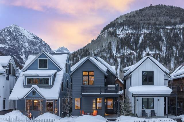 516 E Columbia Avenue, Telluride, CO 81435 (MLS #38260) :: Telluride Properties