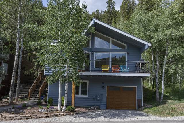 77 Hillside Lane, Telluride, CO 81435 (MLS #38277) :: Telluride Properties