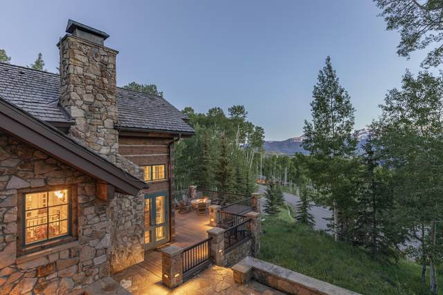 106 Cristina's Way, Telluride, CO 81435 (MLS #38288) :: Compass