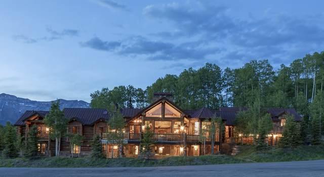 407 Benchmark Drive, Mountain Village, CO 81435 (MLS #38292) :: Telluride Properties