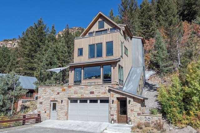 267 N Sunset Ridge Drive, Telluride, CO 81435 (MLS #38295) :: Telluride Properties
