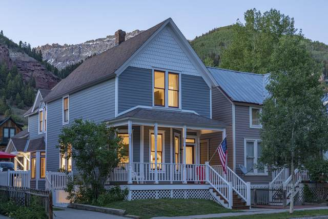517 West Pacific Avenue, Telluride, CO 81435 (MLS #38296) :: Compass