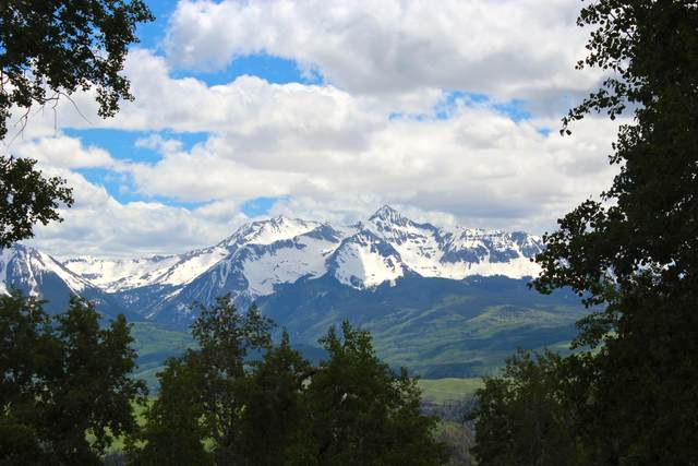 639 Sunnyside Ranch Drive #10, Telluride, CO 81435 (MLS #38300) :: Compass