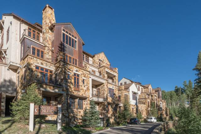 125 Cortina Drive #10, Mountain Village, CO 81435 (MLS #38309) :: Telluride Properties